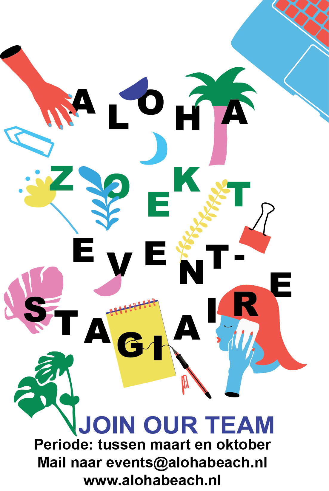 Stagiaire Event Manager