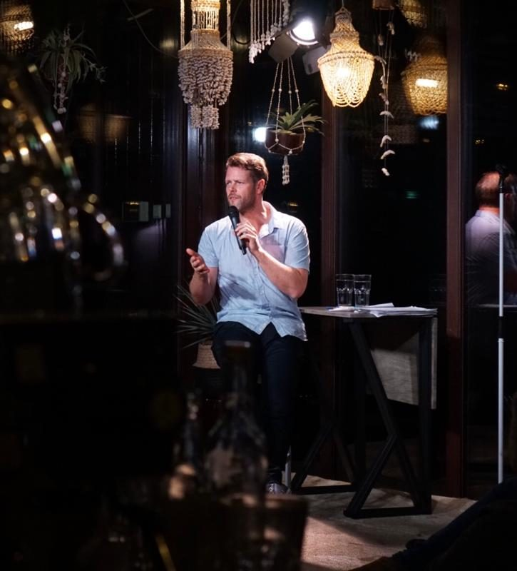 Aloha Comedy Night: Martijn Koning 27 september 2019